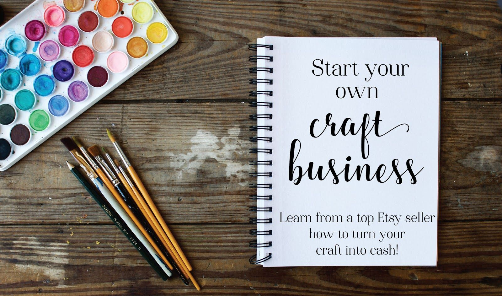 Join Us For Part Of Our Free E Course On Starting Your Own Work