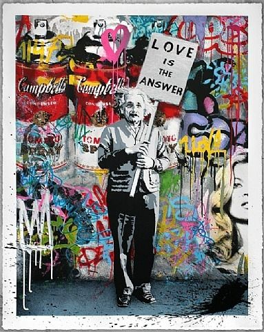 Mr. Brainwash, Love is the Answer