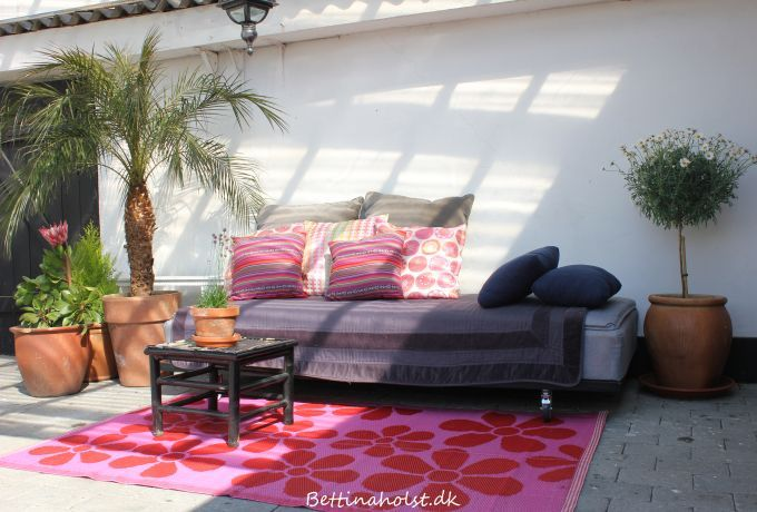 daybed udendørs Vores nye udendørs daybed   gør det selv   Bettina Holst Blog  daybed udendørs