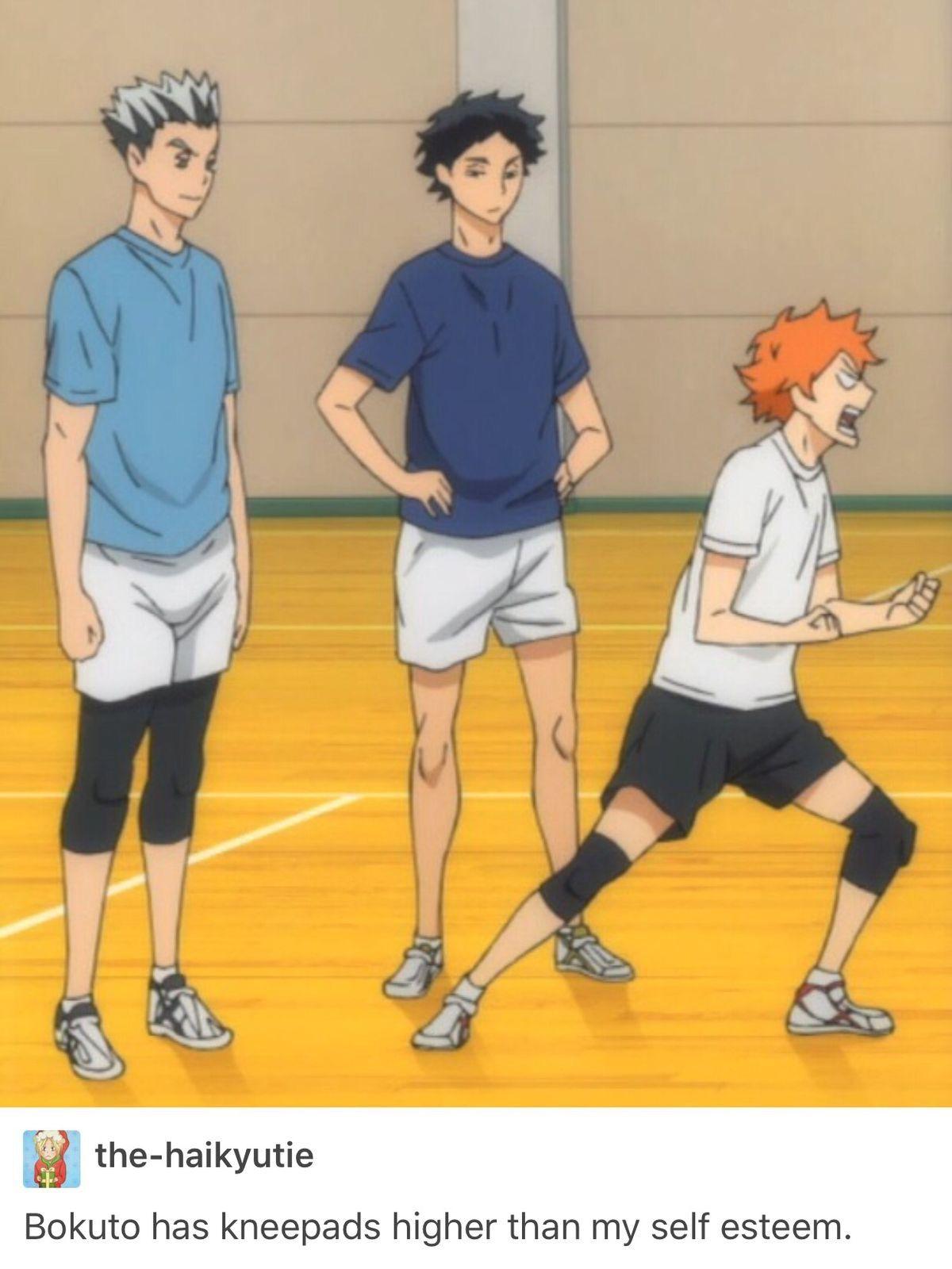 But look how cute this is Haikyuu, Haikyuu anime