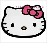 Tapis Frimousse Hello Kitty