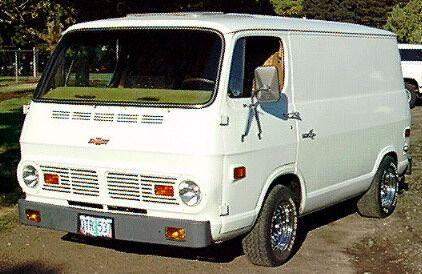 cbe21979ca 1968 Chevy Van For Sale More