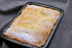 Leichter Kuchen mit Apfelmus - #apfelmus #kuchen #leichter - #Deirdre'sKompottRezept #dessertlegerfacile