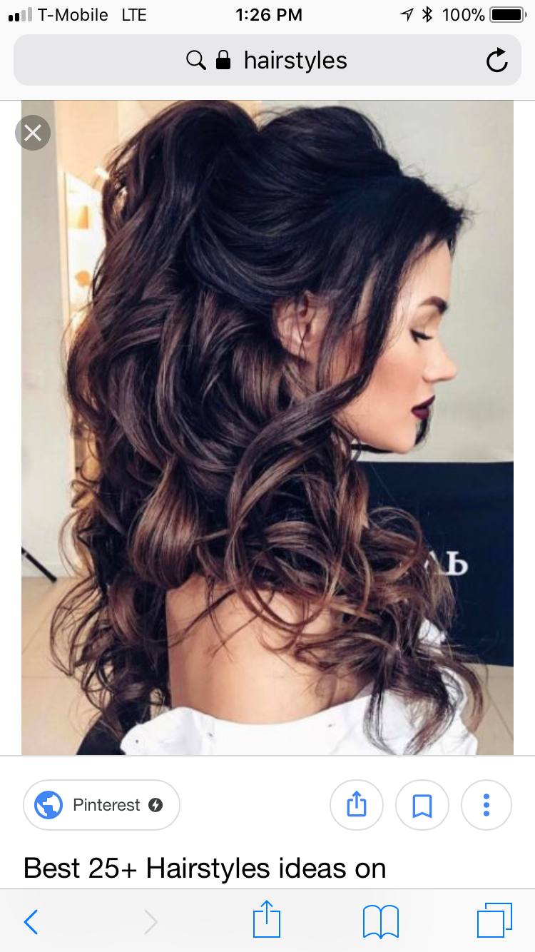 Pin by cheyanne richardson on hairstyles pinterest