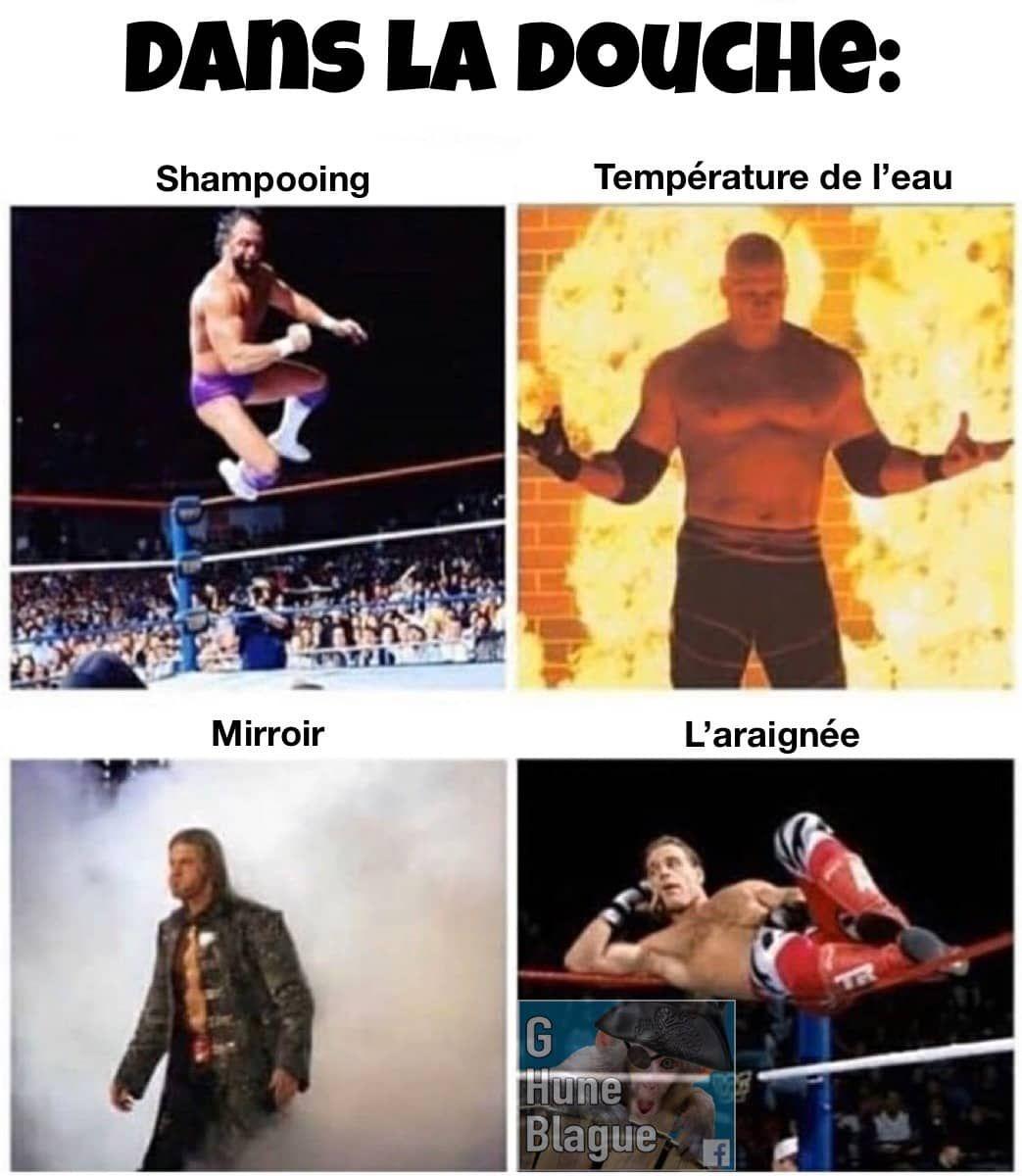 Différentes choses qui se produisent quand tu es dans la douche   Blagues et images drôles Benpourquoipashumour