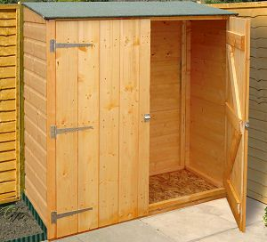 Tiny Shed Plans Do It Yourself Storage