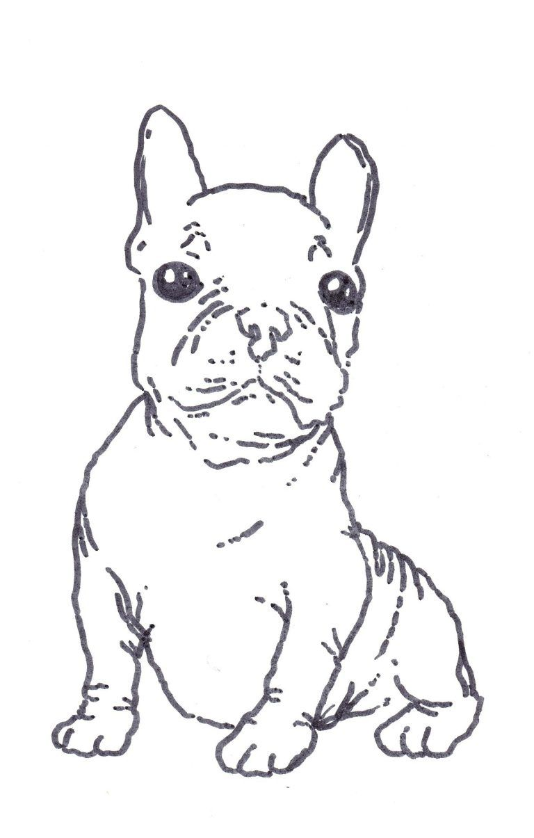 - Willpower French Bulldog Coloring Pages To Print Free Books