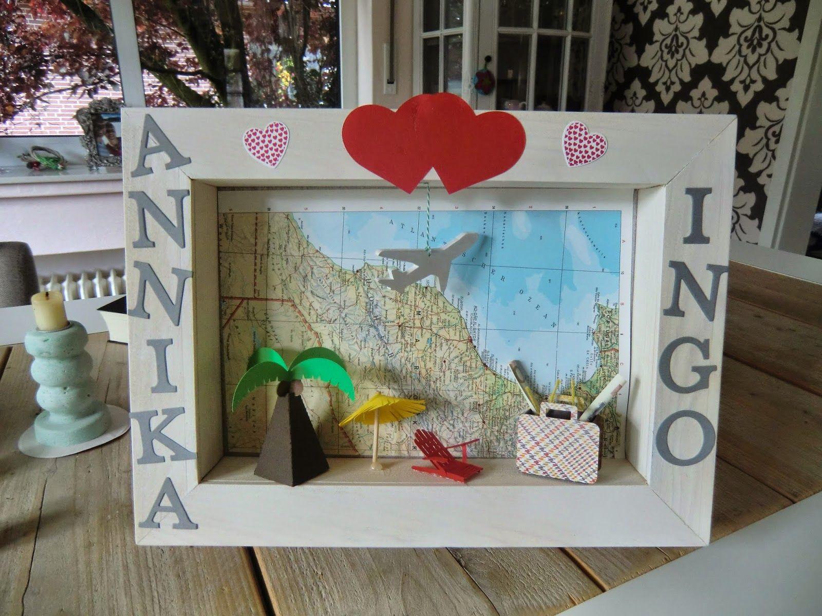 Geldgeschenk zur Hochzeit | Nico | Pinterest | Scrapbook frames ...