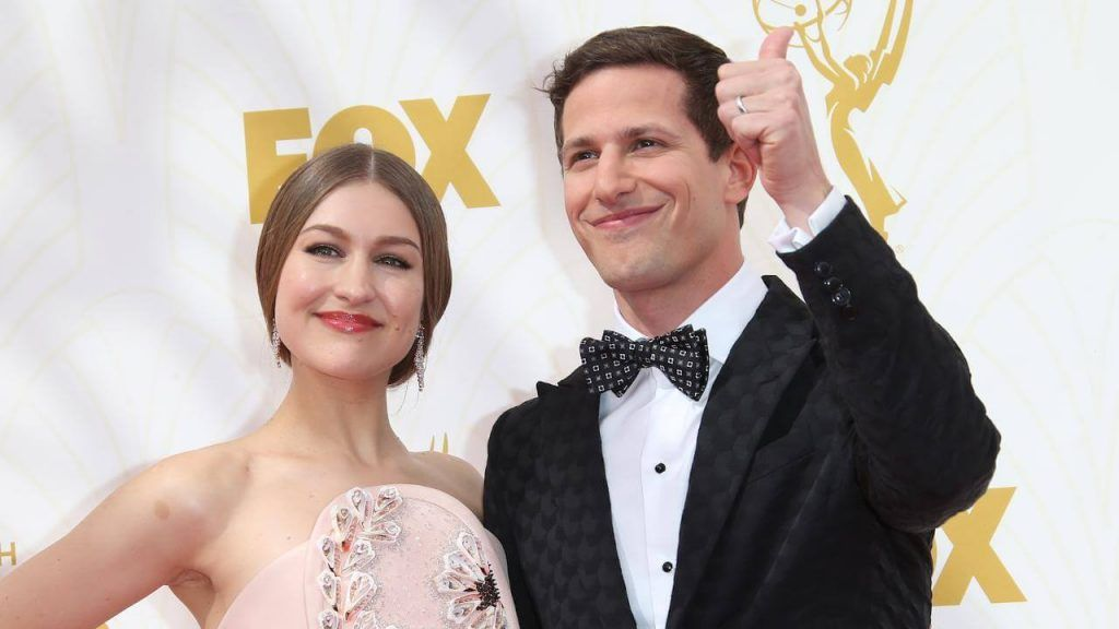 Andy Samberg Net Worth Height Daughter Wife Family Age Birthday Education Awards Images Andy Samberg Wife Comedy Actors American Actors