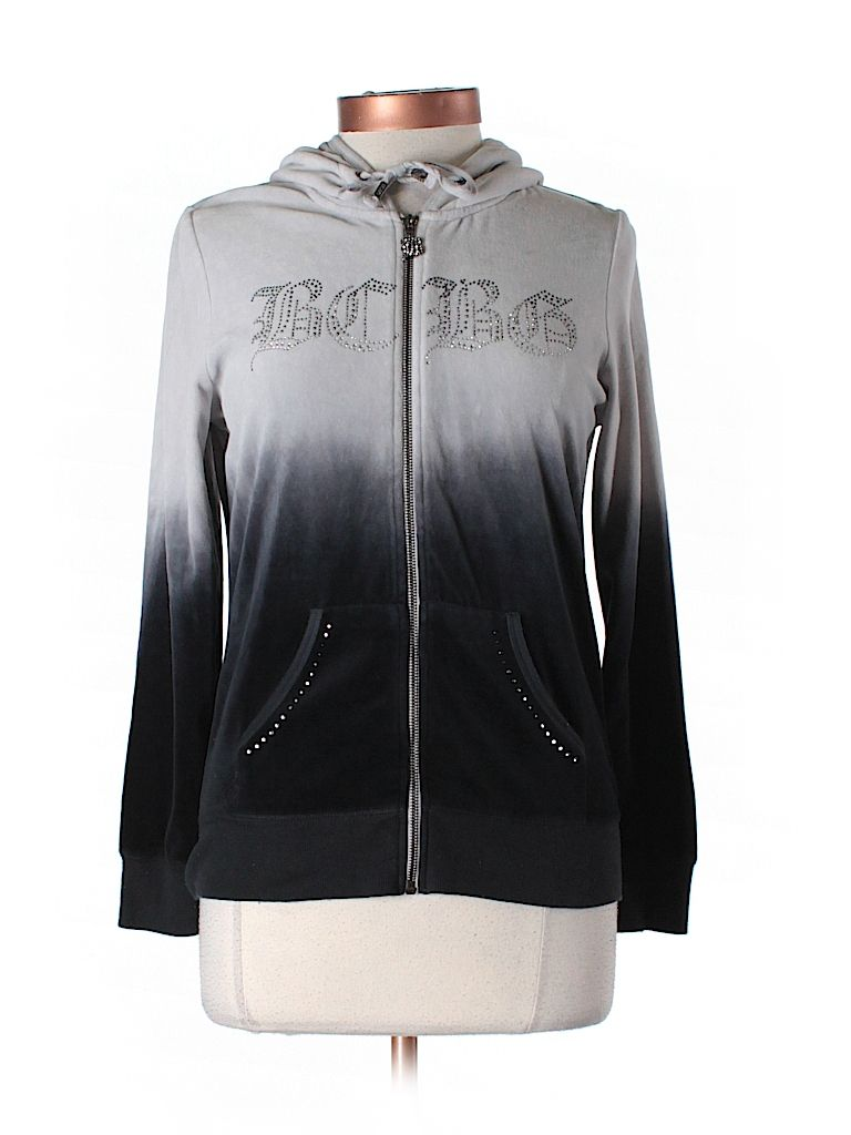 Check it out - Bcbgmaxazria Zip Up Hoodie for $32.49 on thredUP!