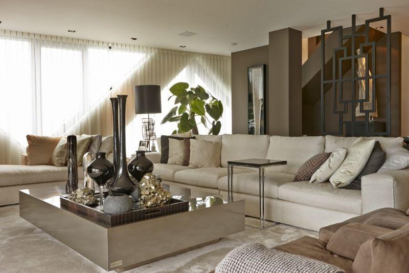 Eric kuster google zoeken woonkamer pinterest interiors modern and soho - Woonkamer taupe ...