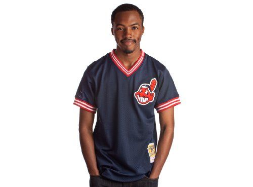 promo code c524d bd50c Cleveland Indians Batting Practice Jerseys | Batting ...