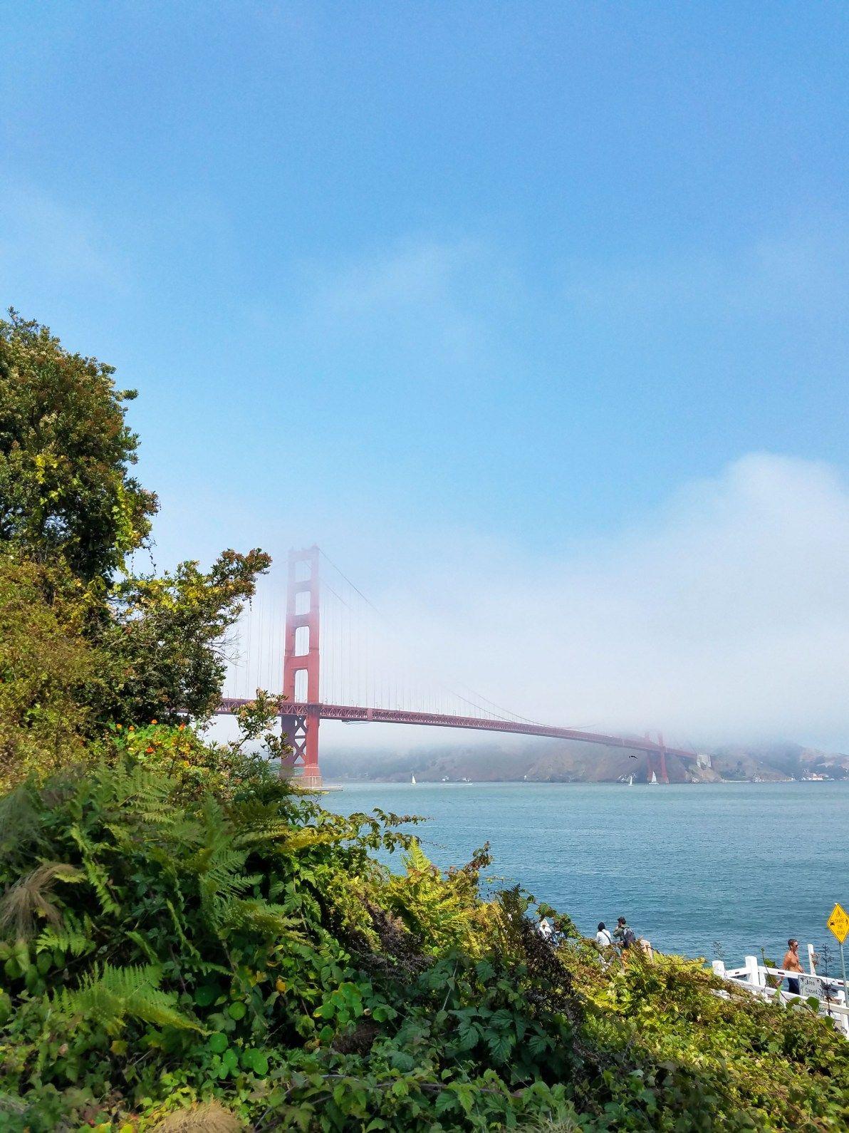 San Francisco, California, Iconic Landmarks