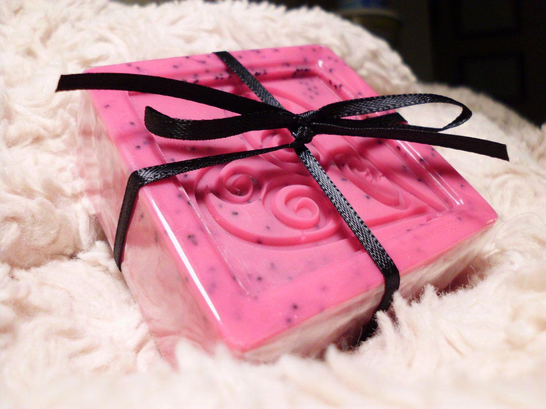 Pomegranate Bachelorette Soap, Soap Favors, Bachelorette Favors ...
