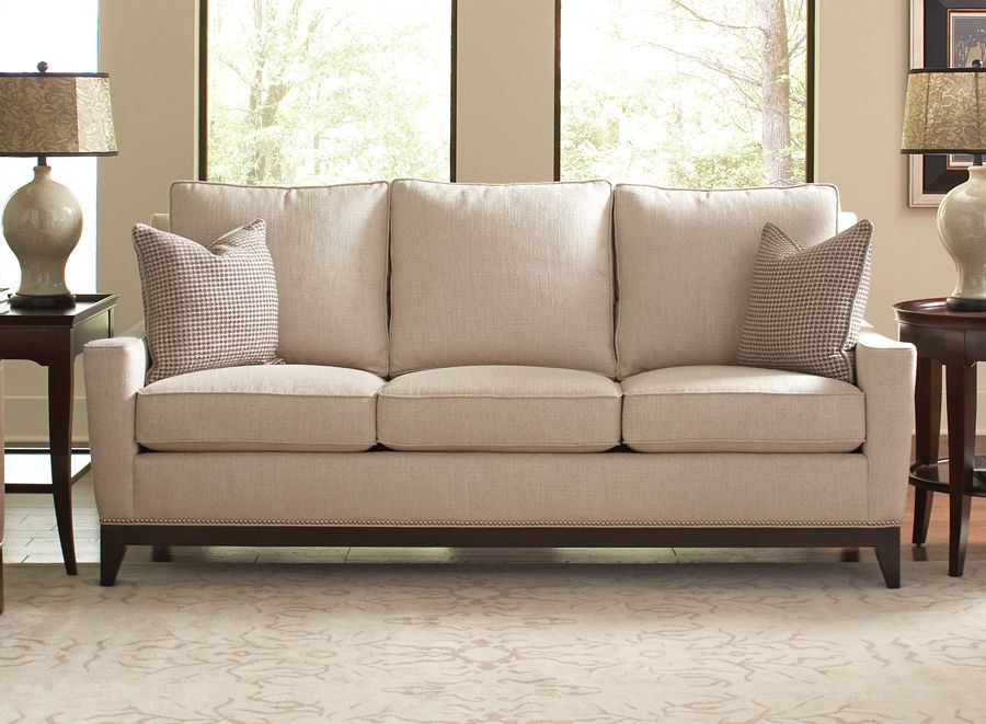 Haven Sofa By Stickley Available At Toms Price Stores Sofa Love Seat Furniture