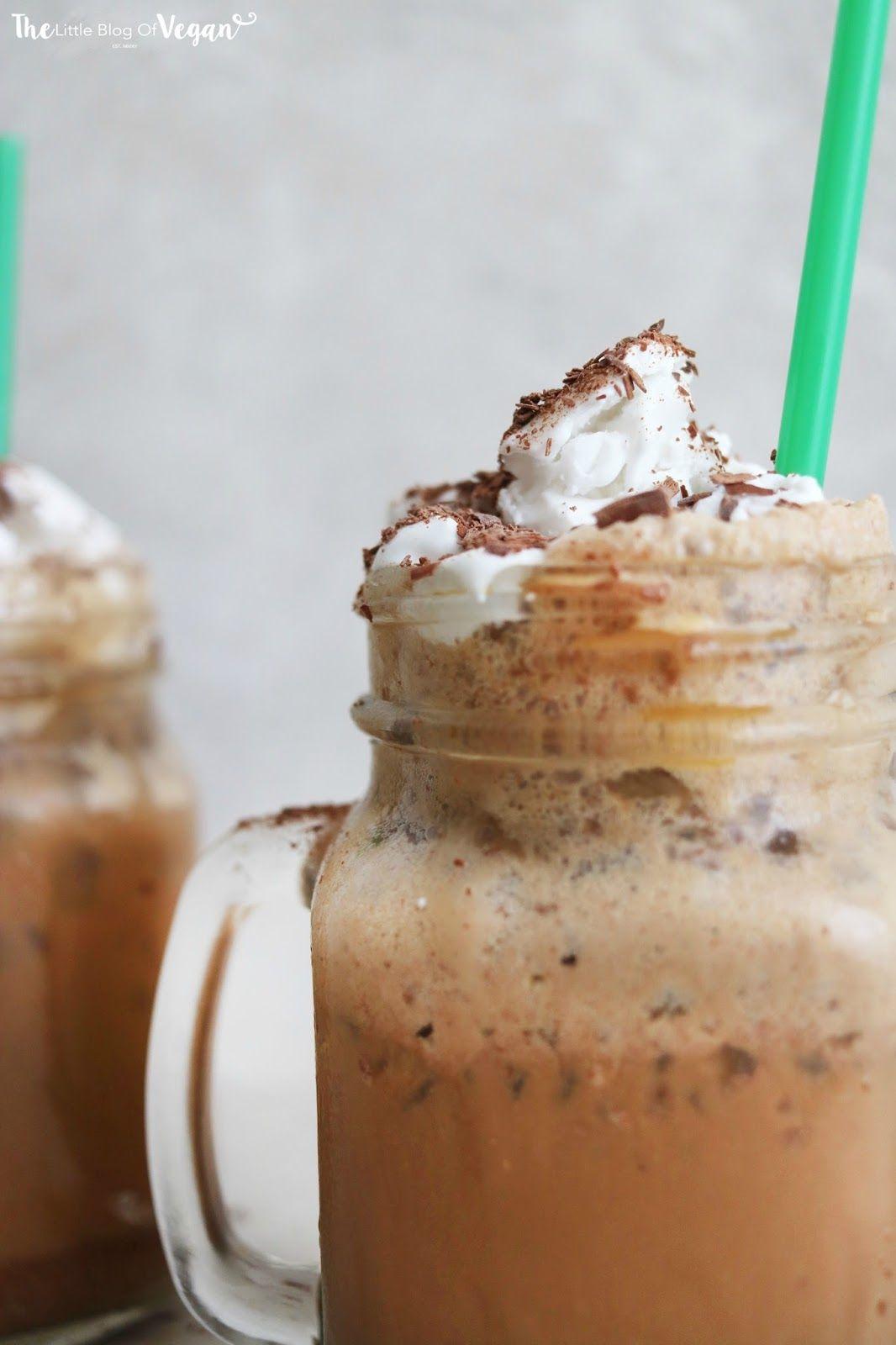39+ Vegan coffee frappuccino starbucks ideas