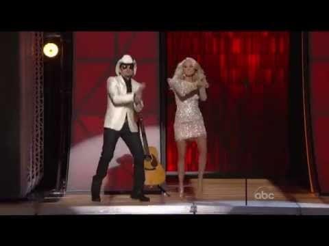 CMA Awards 2012: Hosts Carrie Underwood - Brad Paisley Dance GANGNAM STYLE of PSY 강남스타일