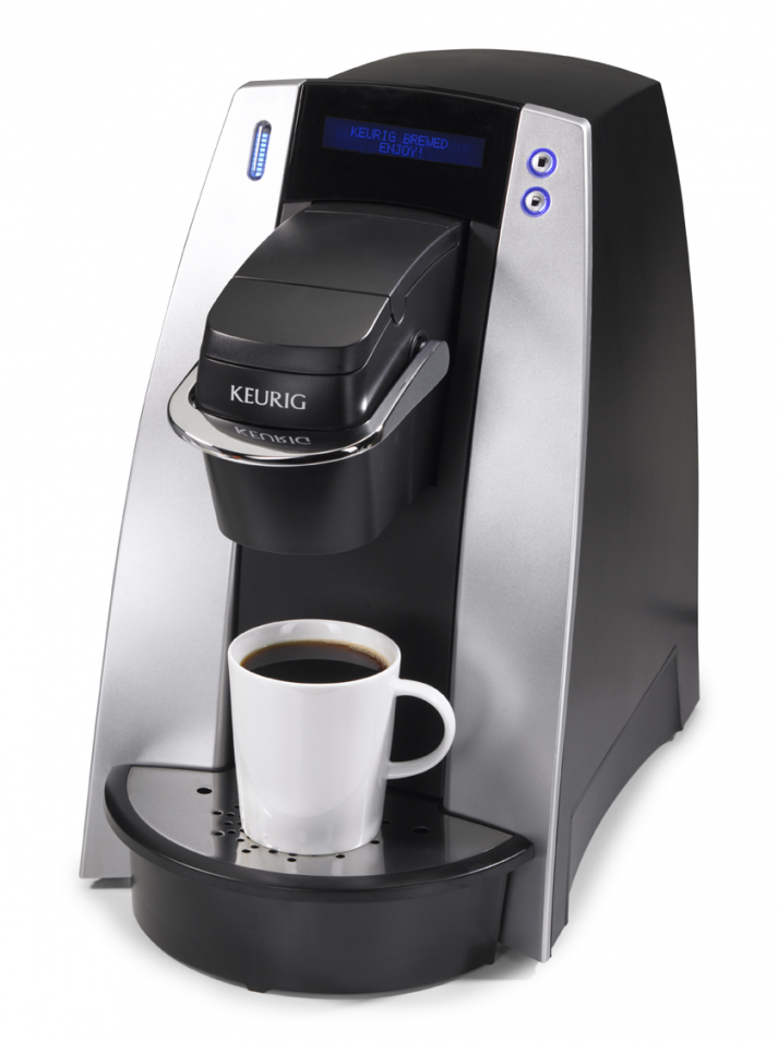 The Keurig B200 One Cup Coffee Maker Is Blameless For Any Medium Sized