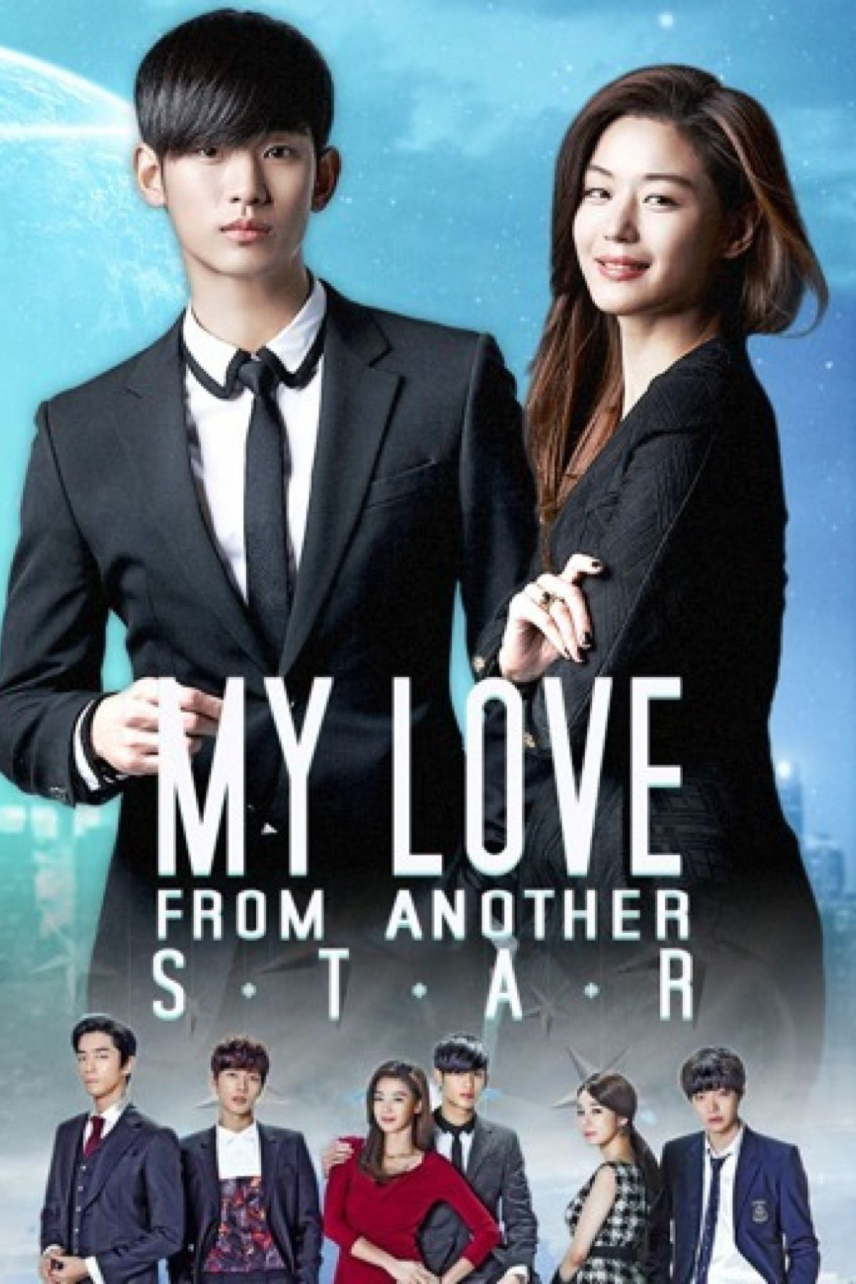 Nonton My Love From The Star : nonton, Korean, Dramas, Watch, Right, Drama, List,, Another, Star,, Movies
