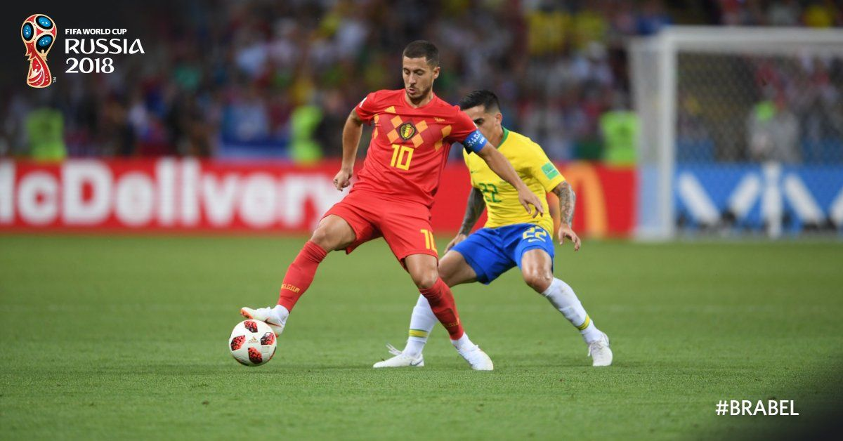 Download Brazil Vs Belgium Highlights 1 2 Fifa World Cup With Images Trending Songs Fifa World Cup Celebrity News
