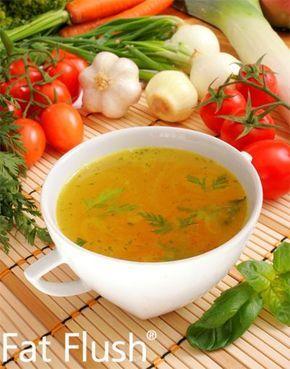 metamedicina e cervicale brodo vegetale detox