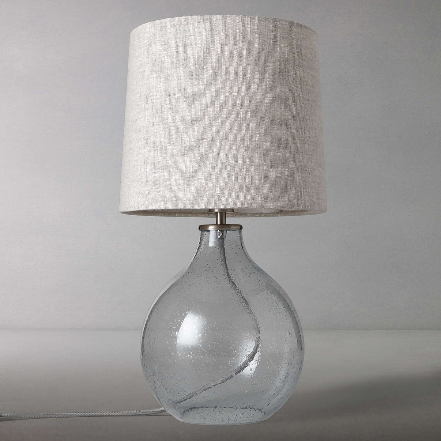 John lewis croft collection selsey dimpled glass table lamp blue buyjohn lewis croft collection selsey dimpled glass table lamp blue online at johnlewis geotapseo Image collections