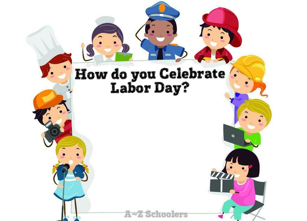 Labor Day Kids Background Kids Frames School Frame