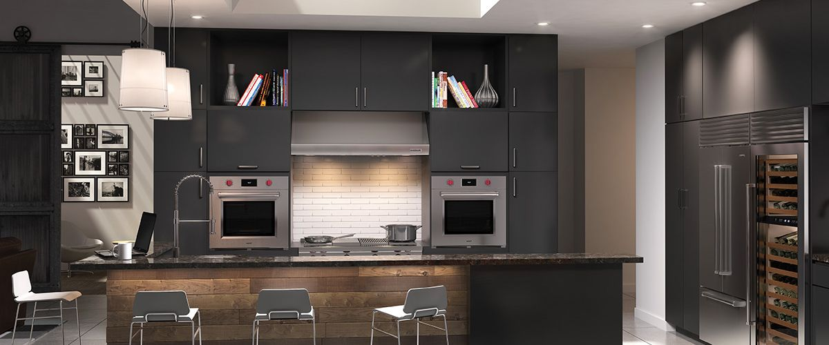 Built In Ovens Professional Kitchen Equipment Wolf Built In