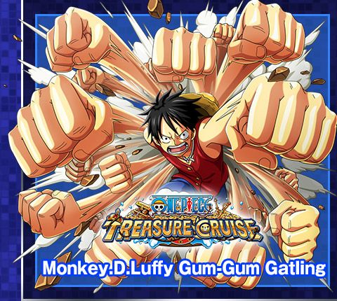 Monkey D Luffy Gum Gum Gatling Comic Books Comics Monkey
