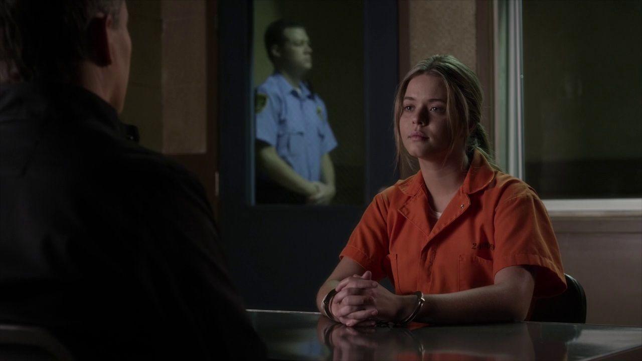 handcuffed in questioning tv series still
