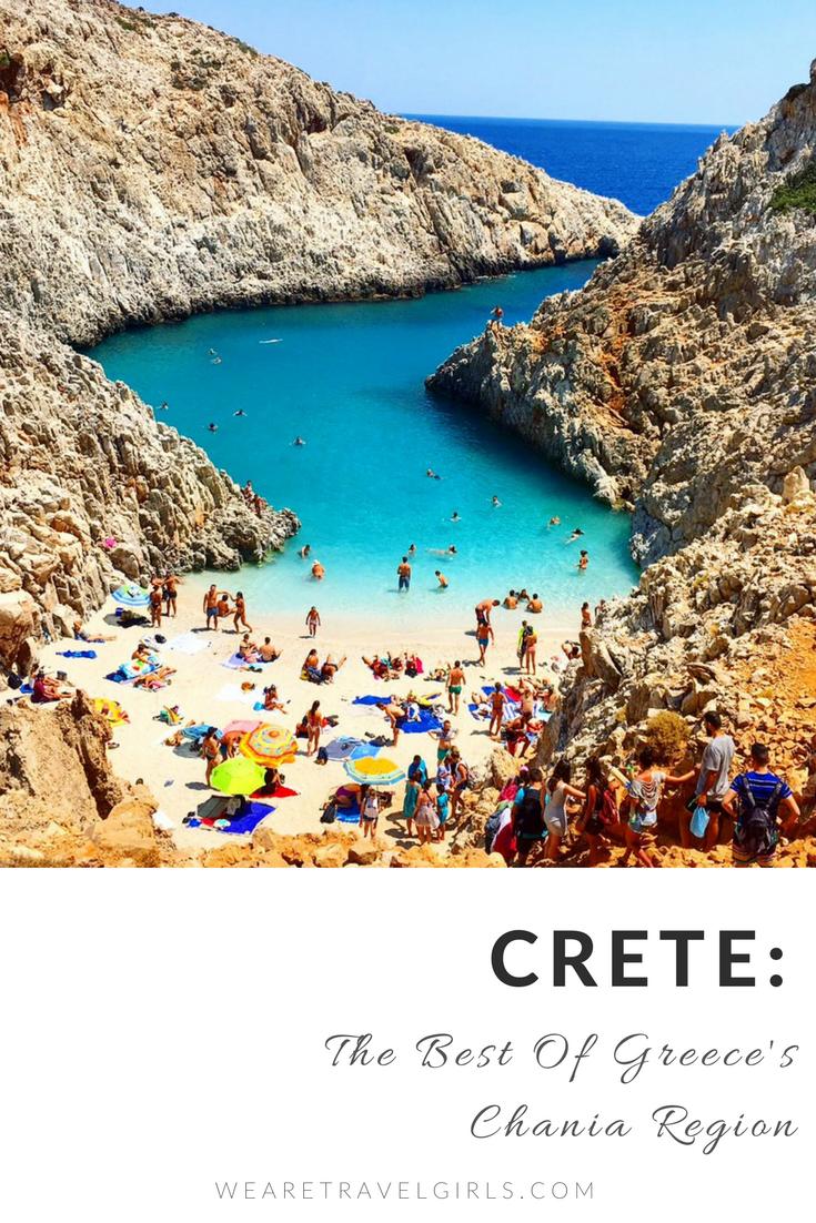 Crete The Best Of Greece S Chania Region Greece Travel