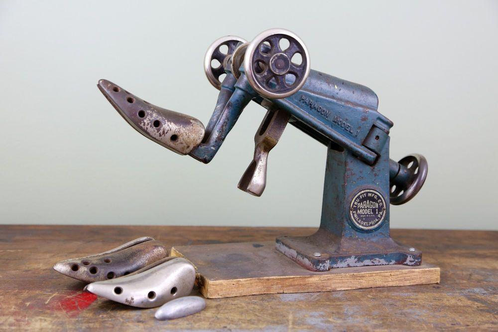 Antique shoe stretchers