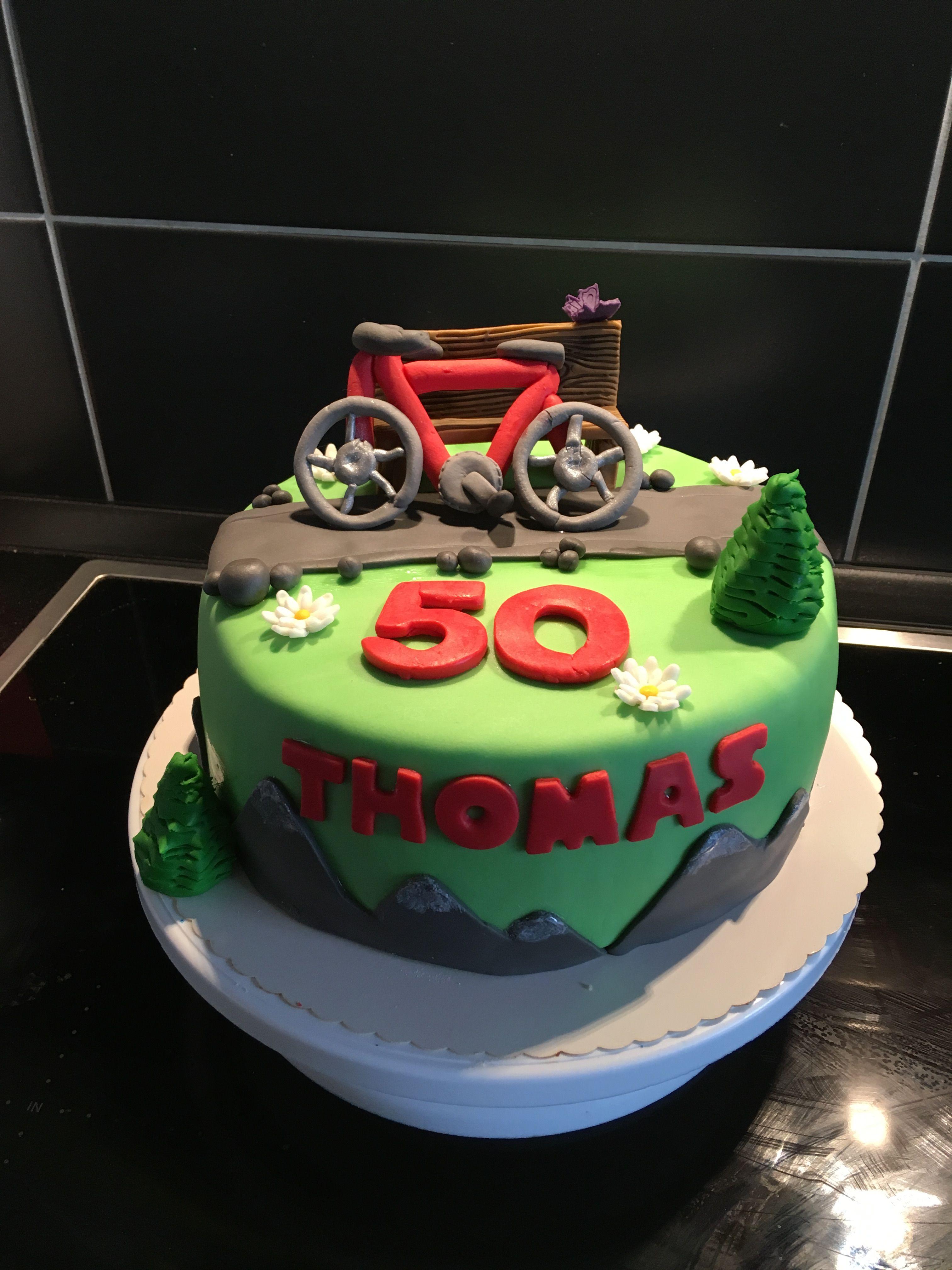 Fahrrad Torte Kuchen Ideen Geburtstagskuchen Design