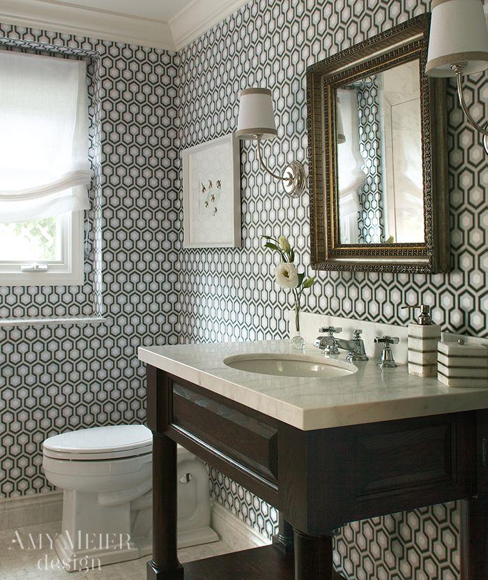 La Jolla Powder Room Reveal Interior Crushes Bathroom