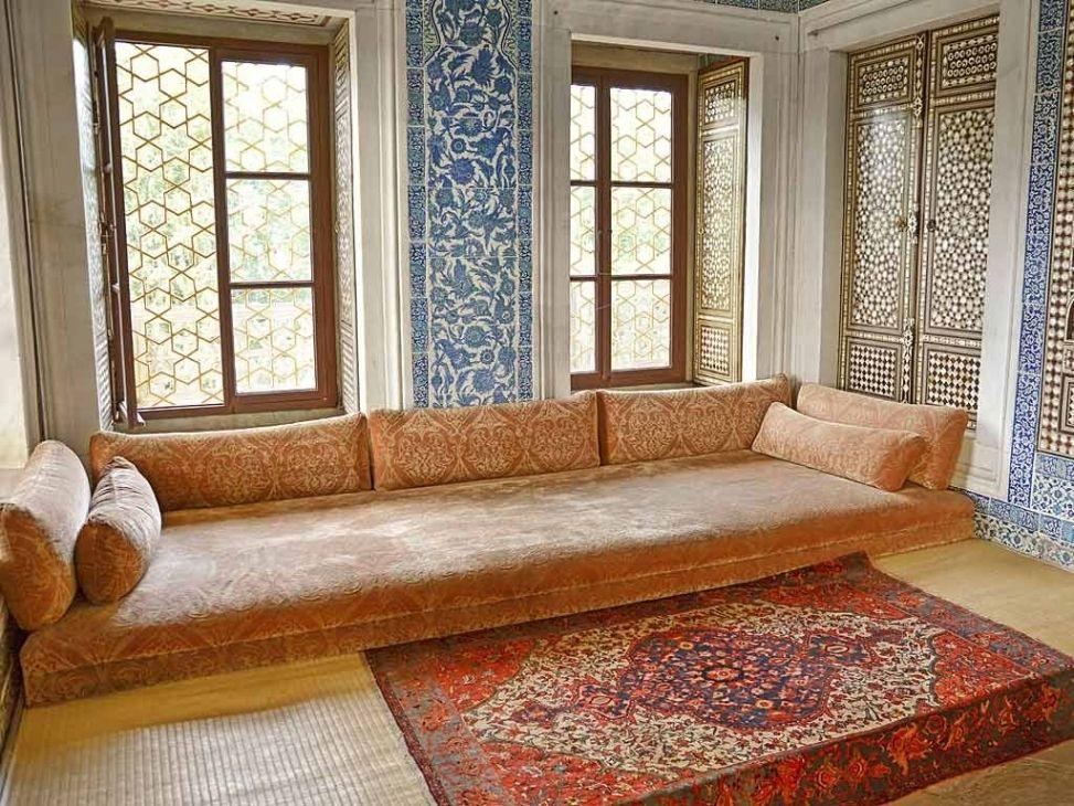 Superb Ehrfürchtig Wohnzimmer Orientalisch Einrichten