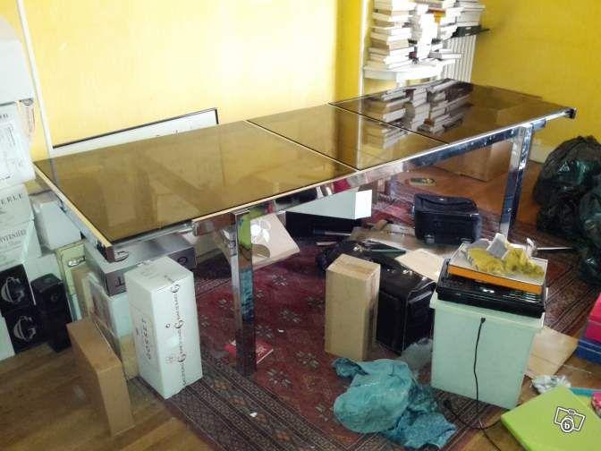 Table Salle A Manger Design Roche Bobois Ameublement Paris