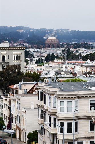 Marina District, San Francisco, California, USA