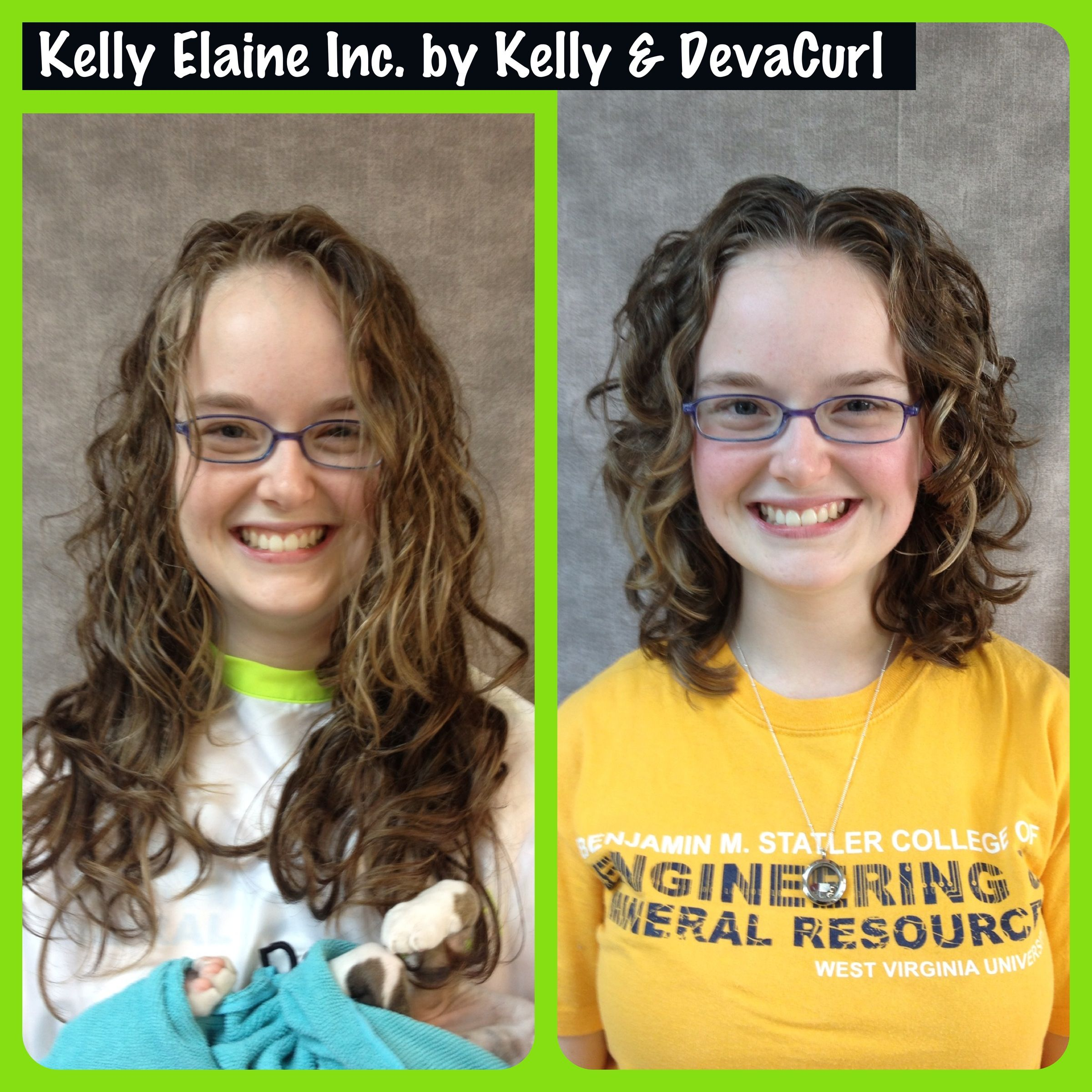 Devacurl hair cuts and the full line of devacurl products at kelly devacurl hair cuts and the full line of devacurl products at kelly elaine inc a curly hair salon and such pittsburgh pa 15235 amazing before and after winobraniefo Gallery