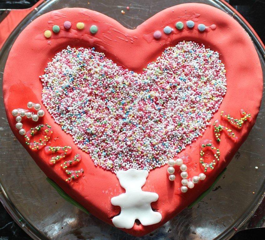 Neujahrs Kuchen