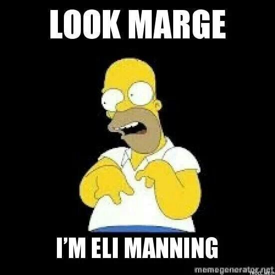 d08813924c06b237be1047bfdad73949 homer simpson eli manning new york giants i have that stupid,Ny Giants Funny Memes