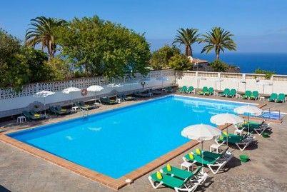 Hotel Panoramica Garden en #LosRealejos (#SantaCruzDeTenerife) ofrece dos noches en habitación doble con desayuno buffet para que con #Wonderbox disfrutes de unas maravillosas vistas al #mar y a la #montaña  ¡No te pierdas este #WonderPlan!
