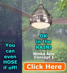 Minka aire concept i wet outdoor ceiling fan little brick house minka aire concept i wet outdoor ceiling fan mozeypictures