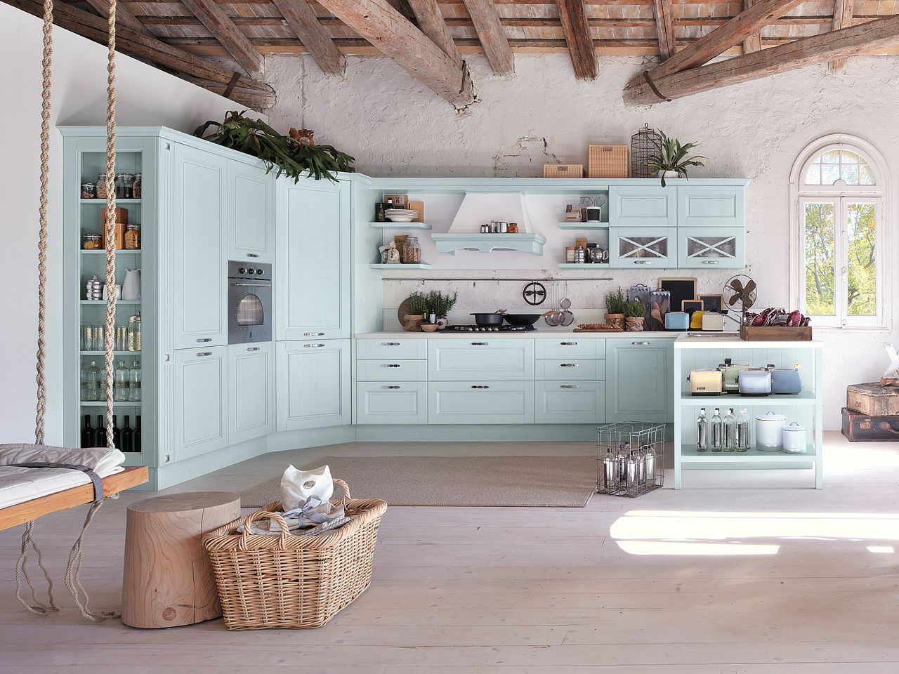 AGNESE - Cucina Lube Classica   AGNESE / Cucine Lube Classiche ...