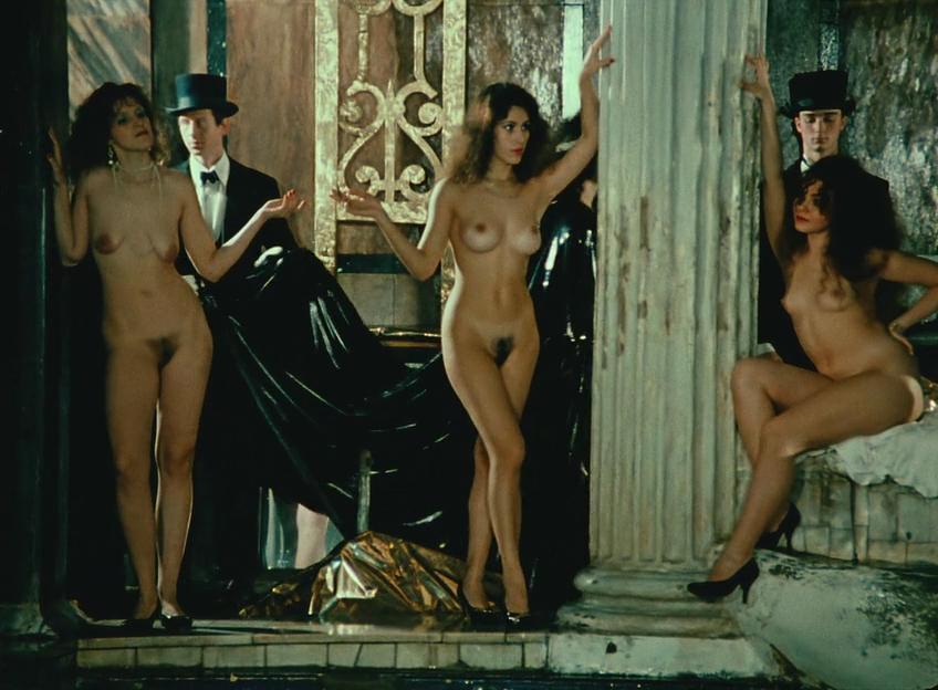 Порно фильмы с русским переводом бал сатаны #7