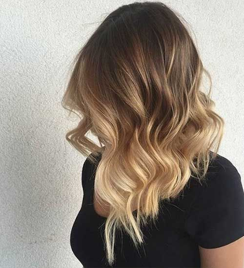 long bob ombre hairstyles » 4K Pictures   4K Pictures [Full HQ ...