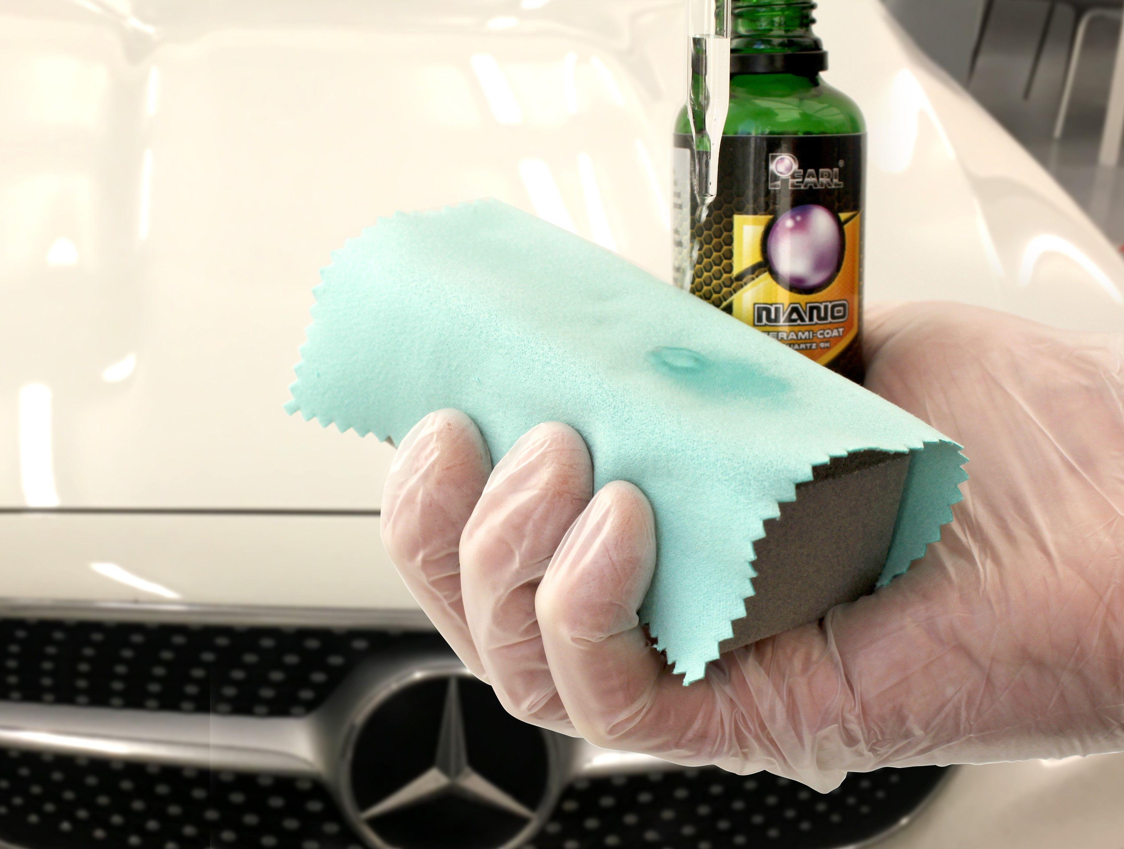 Pearl Nano autobody ceramic coatings