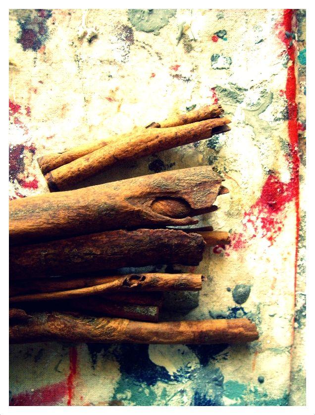 cinnamon....