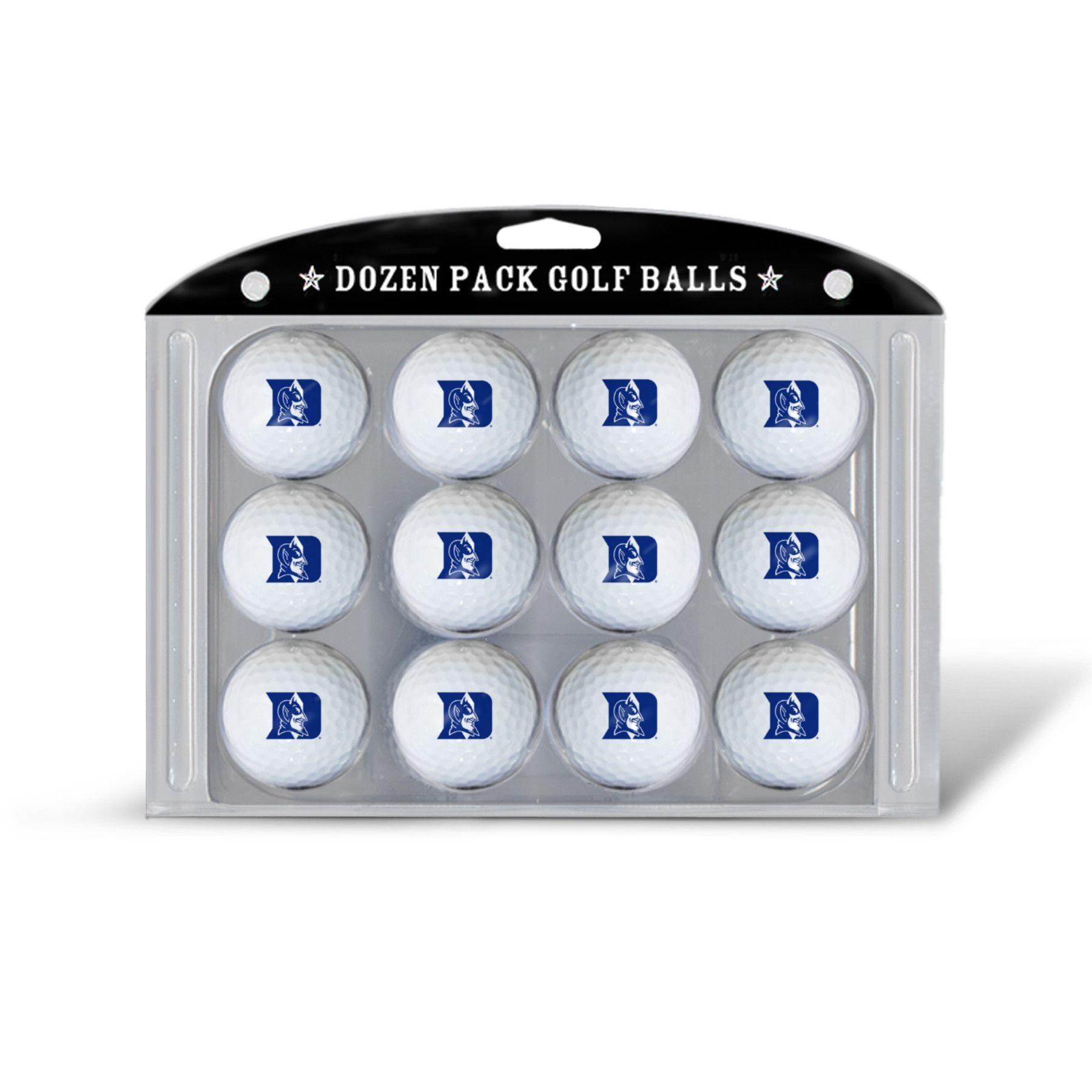 Team Golf Duke Blue Devils Golf Balls 12 Pack