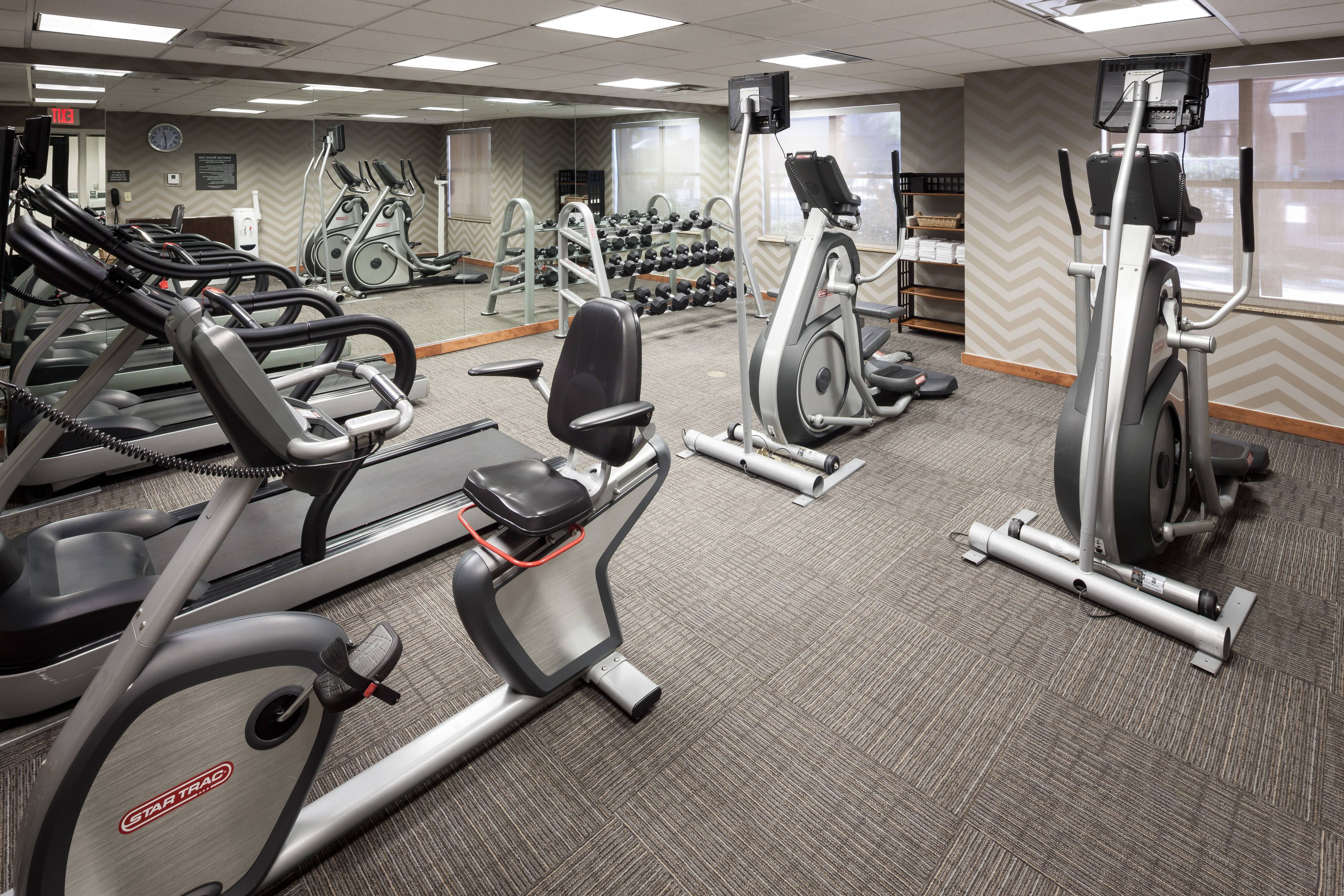 Residence Inn Phoenix North Happy Valley Fitness Center Holiday Guest Holidays Happy Valley Residences Inn