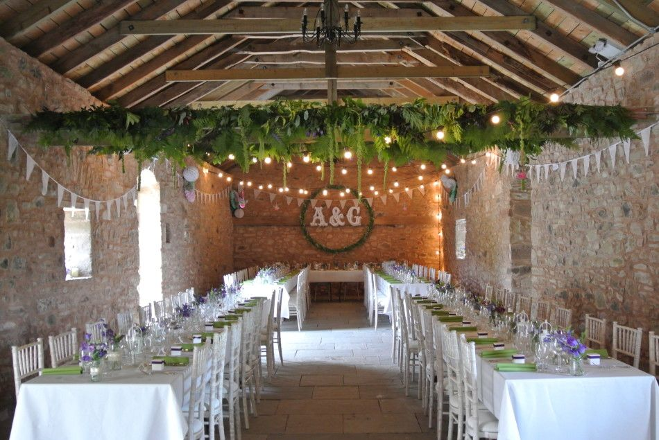 decoration barn decorations barns wedding uk ideas romantic